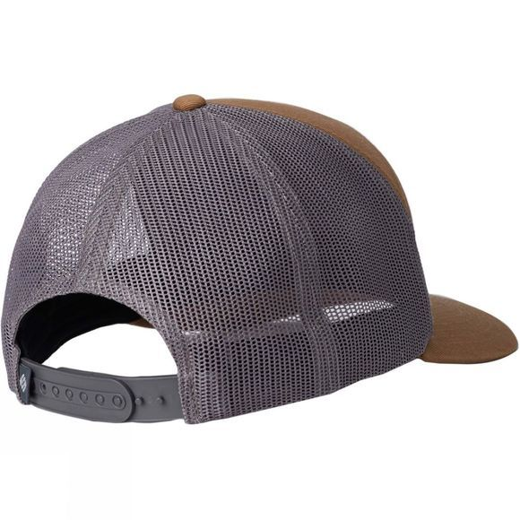 Columbia Mens Trail Evolution Snap Back Cap Delta/ Patch