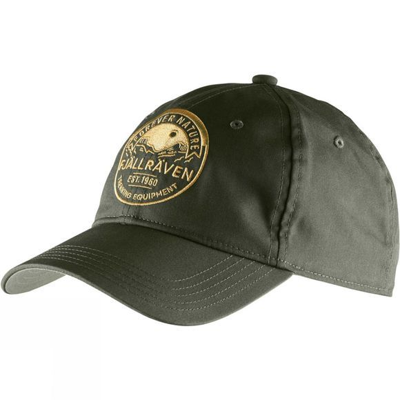 Fjallraven Mens Forever Nature Cap Deep Forest
