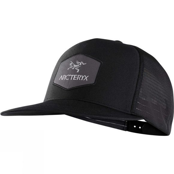 Arc'teryx Men's Hexagonal Trucker Cap Black