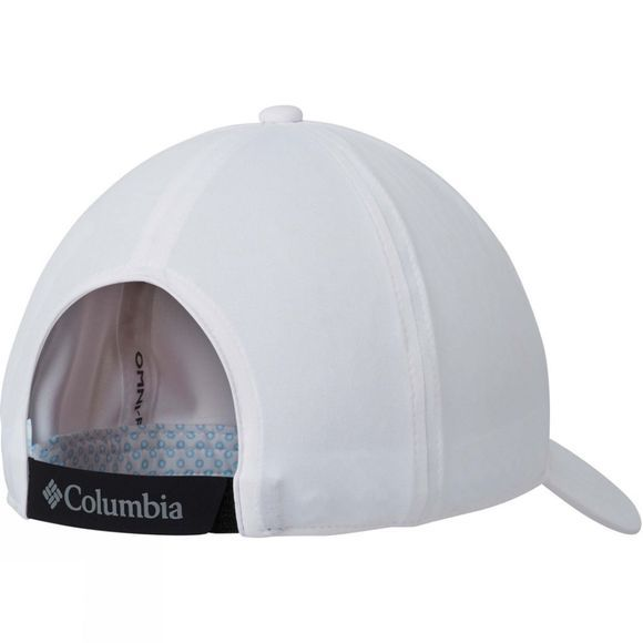 Columbia Coolhead  II Ball Hat White