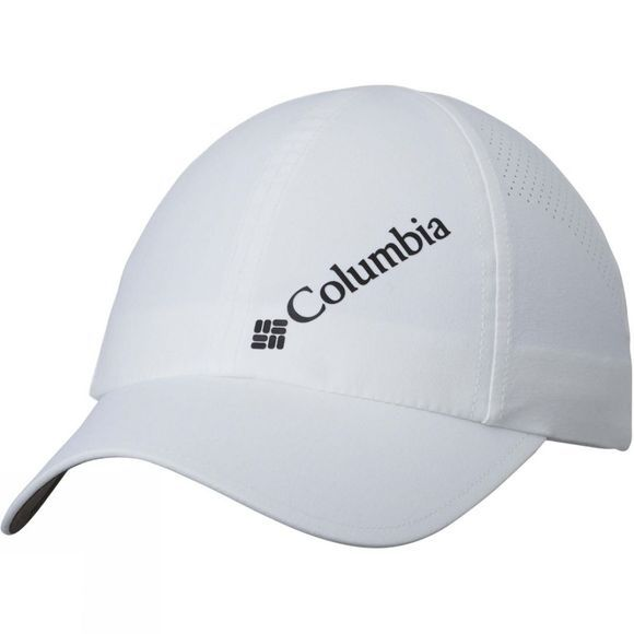 Columbia Silver Ridge III Ball Hat White