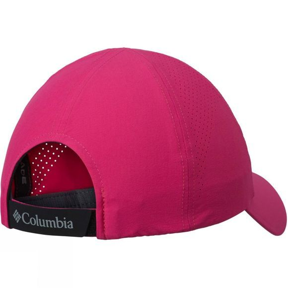 Columbia Silver Ridge III Ball Hat Haute Pink