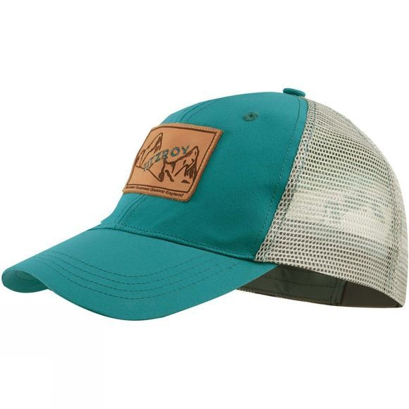 Mountain Equipment Mens Fitzroy Hat Tasman Blue