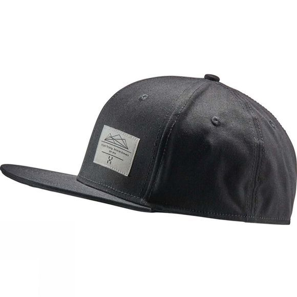 Haglofs Logo Hat True Black