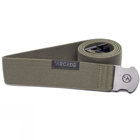 Arcade Mens Ranger Adventure Belt Olive