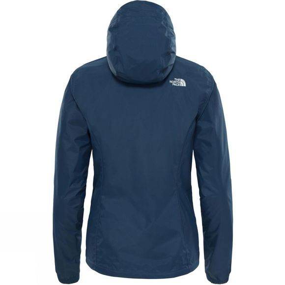 The North Face Womens Resolve Jacket Ink Blue