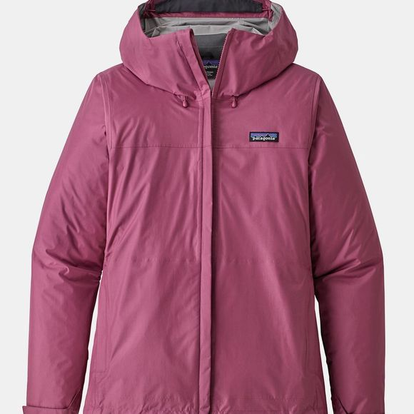 Patagonia Womens Torrentshell Jacket Star Pink