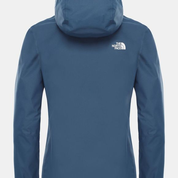 The North Face Womens Quest Jacket Blue Wing Teal