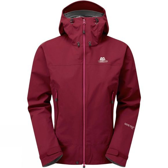 Mountain Equipment Womens Shivling Jacket Cranberry