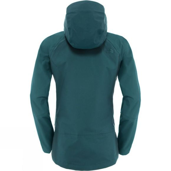 The North Face Womens Stratos Jacket Darkest Spruce