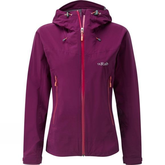 Rab Womens Charge Jacket Berry