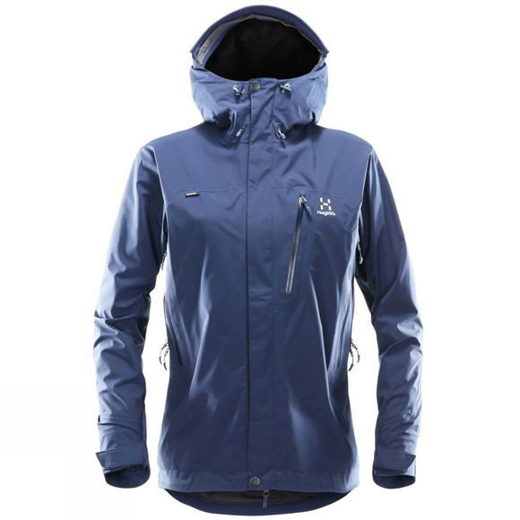 Haglofs Womens Astral III Jacket Tarn Blue