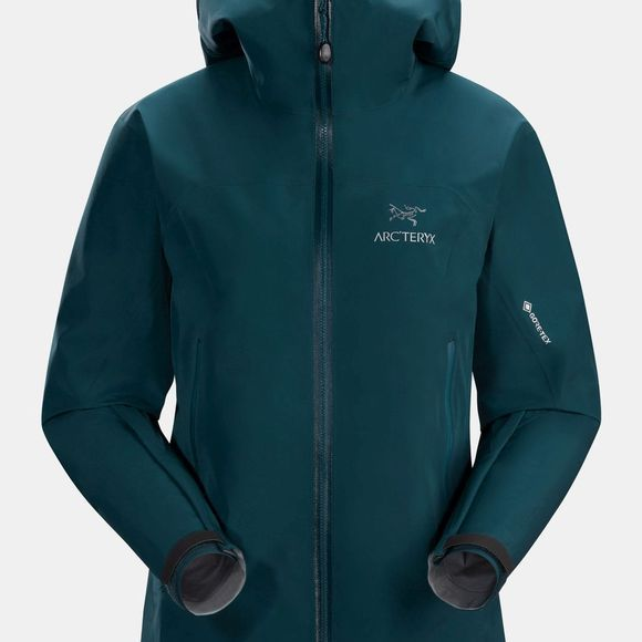 Arc'teryx Womens Zeta LT Jacket Labyrinth