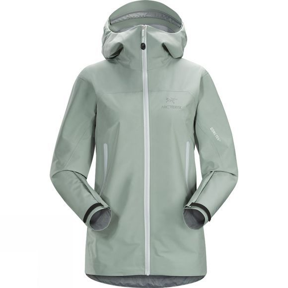 Arc'teryx Womens Zeta LT Jacket Sage