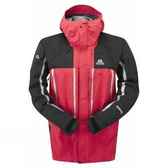 Mountain Equipment Womens Kongur MRT Jacket Imperial Red / Black