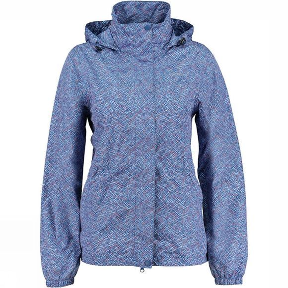 Ayacucho Womens Stowaway Jacket Lots of Dots