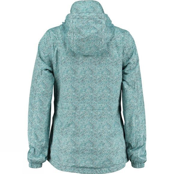 Ayacucho Womens Stowaway Jacket Lots of Dots Ice