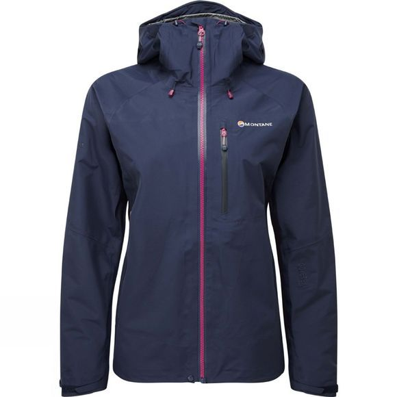 Montane Womens Alpine Pro Jacket Antarctic Blue