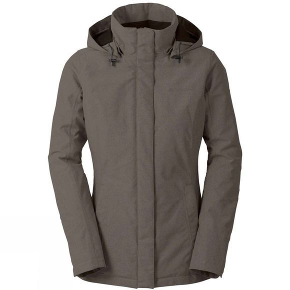 Vaude Womens Limford Jacket II Coconut
