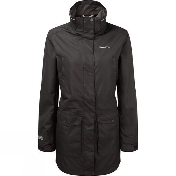 Womens Madigan III Long Jacket