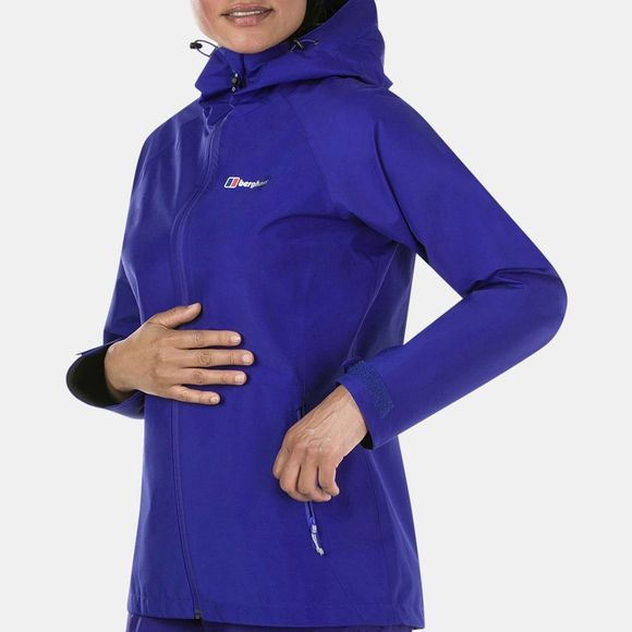 Berghaus Womens Paclite 2.0 Jacket Spectrum Blue