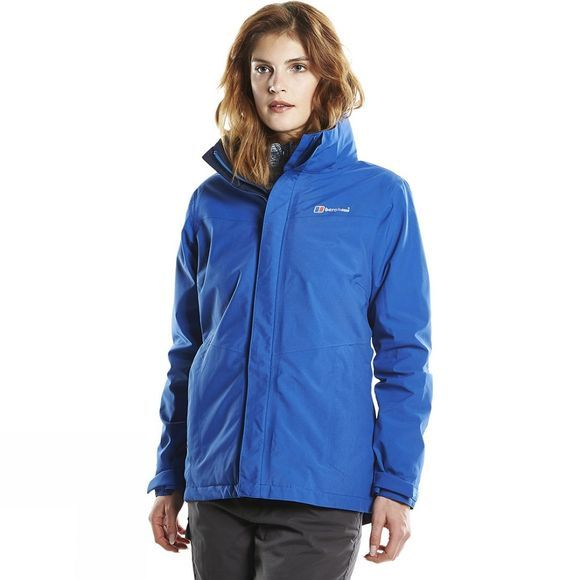Berghaus Womens Hillwalker Jacket Galaxy Blue