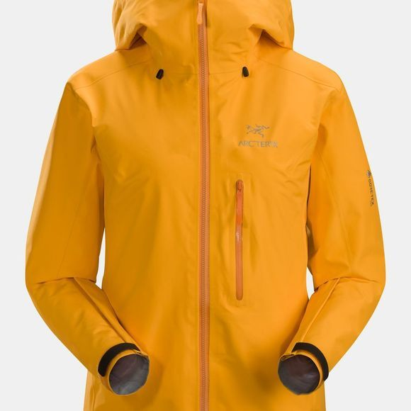 Arc'teryx Womens Alpha FL Jacket Dawn