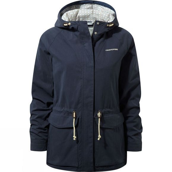 Craghoppers Womens Wren Jacket Soft Navy