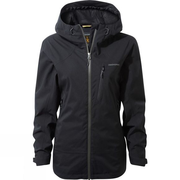 Craghoppers Womens Midas Gore-Tex Jacket Black