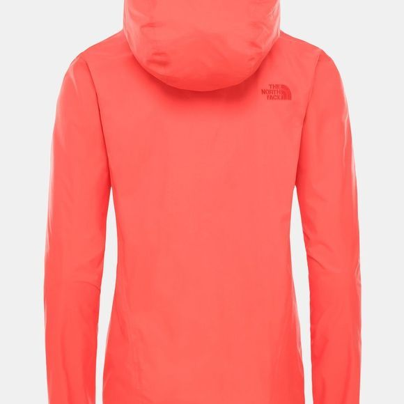 The North Face Womens Venture 2 Jacket Cayenne Red