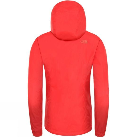 The North Face Womens Resolve 2 Jacket  Juicy Red