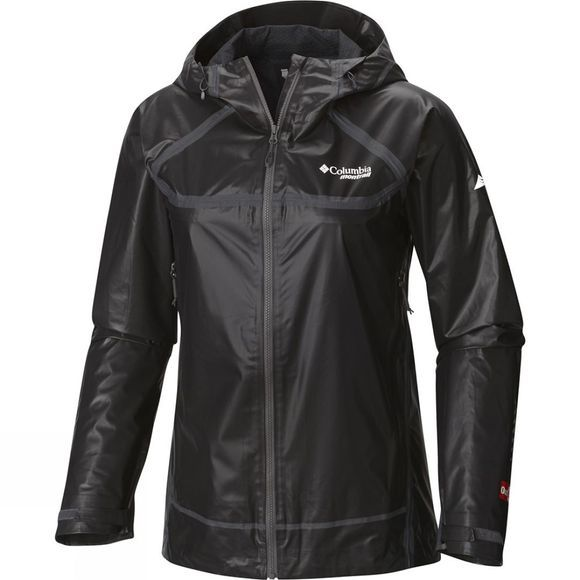 Columbia Womens OutDry Ex Light Shell Jacket Black