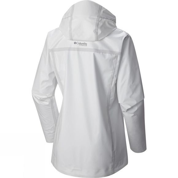Columbia Womens OutDry Ex Eco Shell Jacket White Undyed