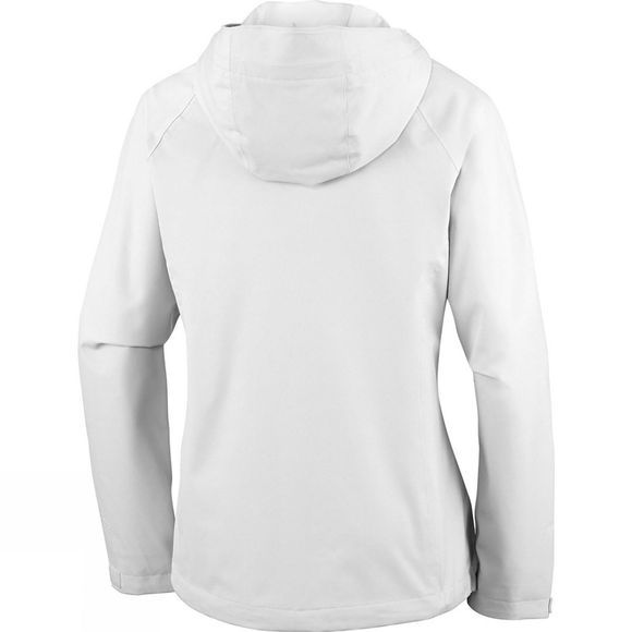 Columbia Womens Hike The Hills Jacket White