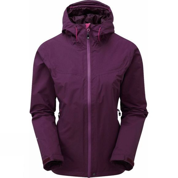 Sprayway Womens Ida Jacket Blackcurrant