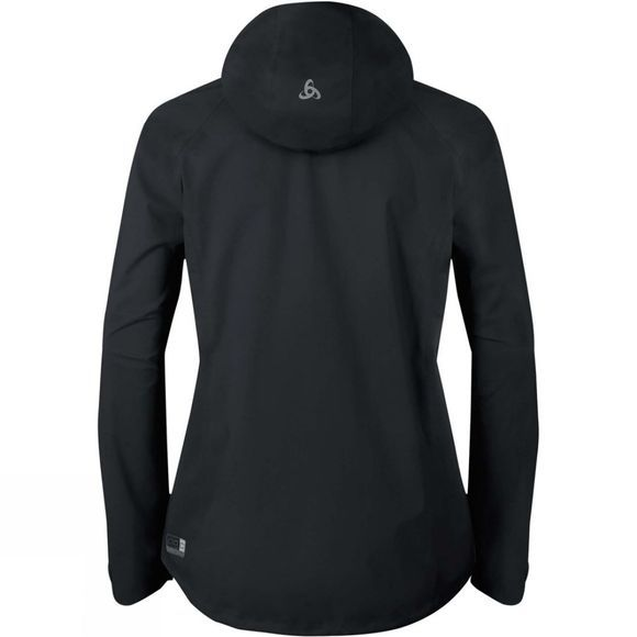 Odlo Womens Aegis Jacket Black