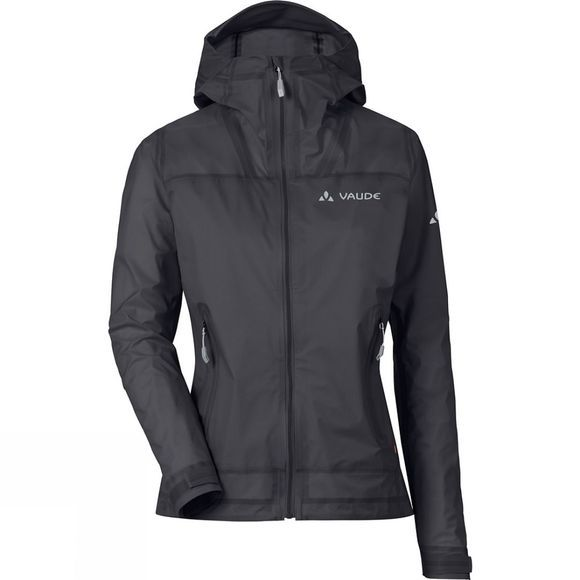 Vaude Womens Zebru UL 3L Jacket Iron