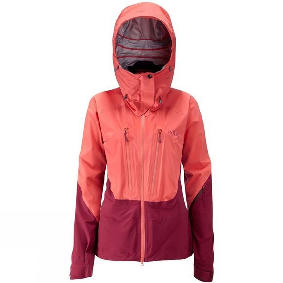 Womens Sharp Edge Jacket