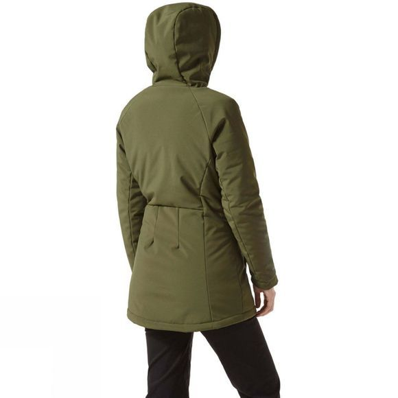 Womens Ingrid Hooded Jacket