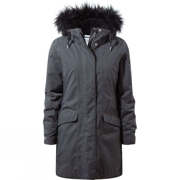 Craghoppers Womens Inga Jacket Charcoal