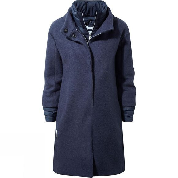 Craghoppers Womens Elina Jacket Soft Navy