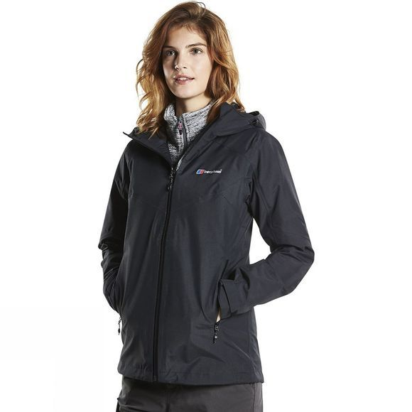 Berghaus Womens Ridgemaster Jacket Jet Black