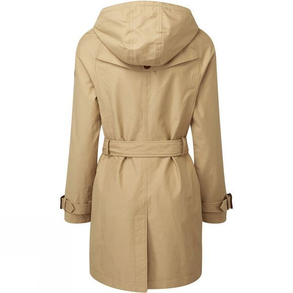Aigle Womens Attalea Coat Beige