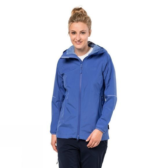 Womens Sierra Pass Texapore Ecosphere Jacket