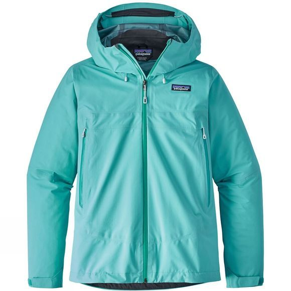 Patagonia Womens Cloud Ridge Jacket Straight Blue