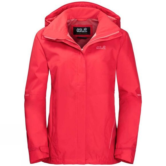 Womens Escalente Texapore Ecosphere Jacket