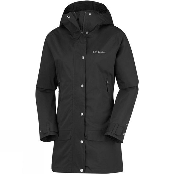 Womens Rainy Creek Trench Jacket