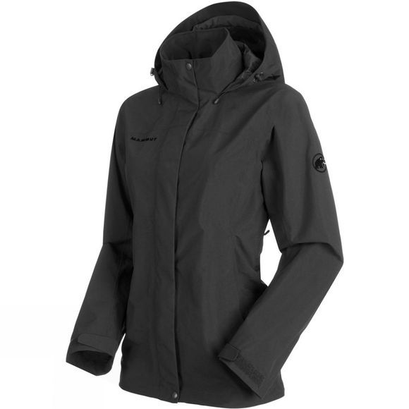 Mammut Womens Trovat Tour HS Jacket Graphite