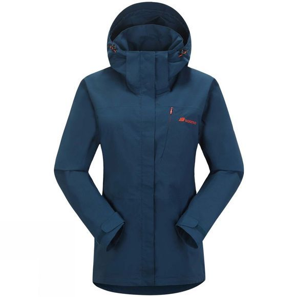 Skogstad Womens Selja WP Jacket Blue Teal