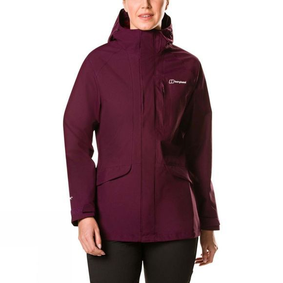 Berghaus Womens Hillmaster Jacket Winter Bloom